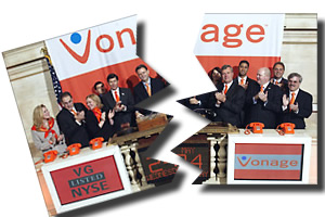 Vonage Close