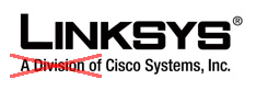 New Linksys Logo