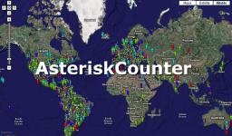 AsteriskCounter